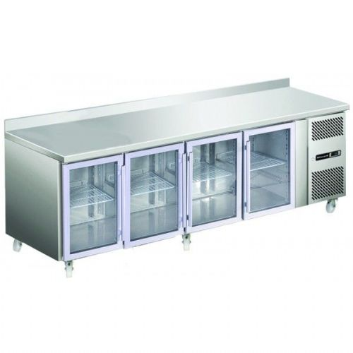 Blizzard Gastronorm Bench Fridge HBC4CR
